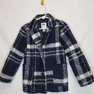 Girls Old Navy Wool Blend Pea Coat | Size XS